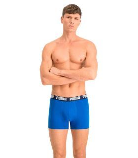 Puma Pack Boxer Azul - Canzonzillos Boxer