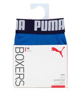 Puma Pack Boxer Blue - Boxes