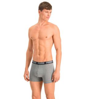 Puma Pack Boxer Gris - Canzonzillos Boxer