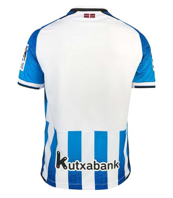 Equipaciones Oficiales Fútbol - Macron Real Sociedad Oficial 2021/2022 azul Fútbol
