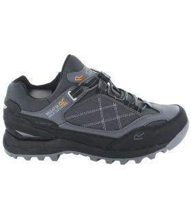 Regatta Samaris Pro Low Gris - Trekking Man Sneakers