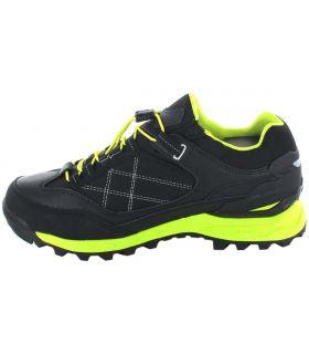 Regatta Samaris Pro Low Black - Trekking Man Sneakers