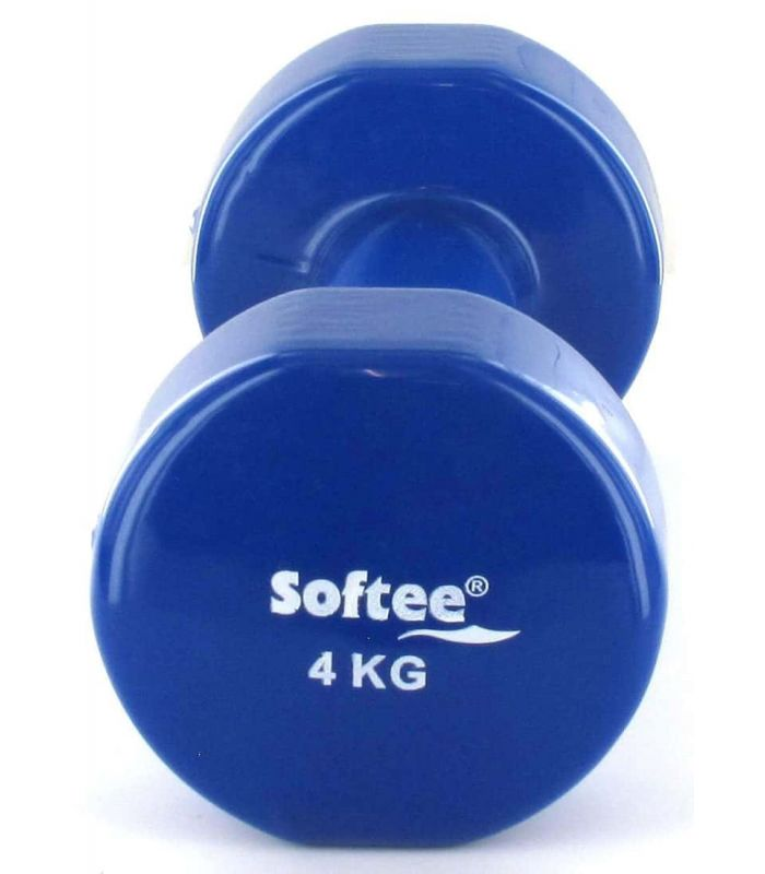 Dumbbells Vinillo 2 x 4 Kg - Weights-Weighted Billets