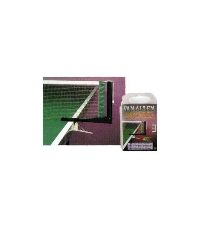 Red + Poste pinza Van Allen Complementos Tenis mesa Tenis Mesa Color: verde