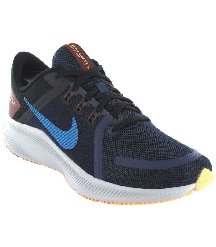 Nike Quest 4 400 - Zapatillas Running Hombre