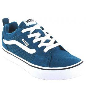 Calzado Casual Junior - Vans Filmore Y Woven azul Lifestyle