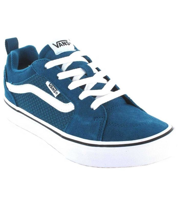 Vans Filmore And Woven - Junior Casual Footwear