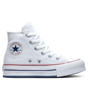Calzado Casual Junior - Converse Chuck Taylor All Star Eva Lift Blanco blanco Lifestyle