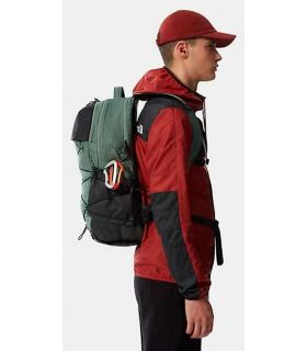 The North Face Backpack Black Green - Urban