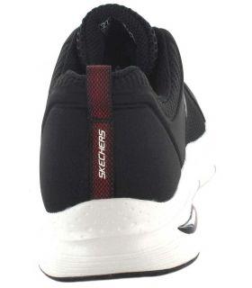Calzado Casual Hombre - Skechers Arch Fit Titan negro Lifestyle