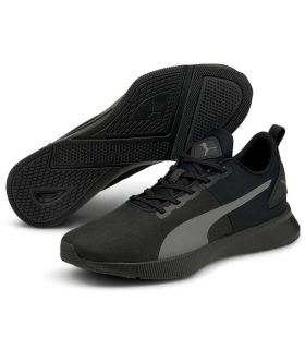 Calzado Casual Hombre - Puma Flyer Runner Mesh negro Lifestyle