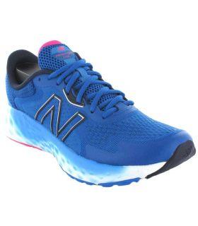 Zapatillas Running Hombre - New Balance Fresh Foam Evoz azul Zapatillas Running