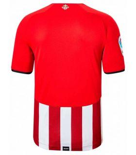 Equipaciones Oficiales Fútbol - New Balance Athletic Bilbao 2021/2022 rojo Fútbol