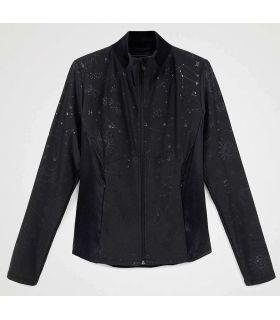 Uneven Slim Technical Jacket Cosmos - Lifestyle sweatshirts