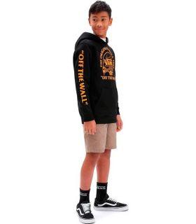 Vans Sudadera Grind Po Boys Black - Stéphères Lifestyle