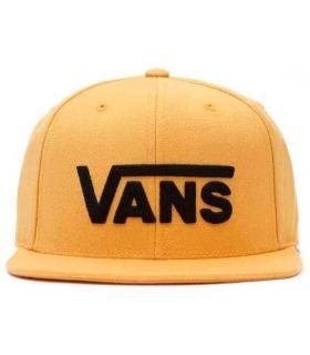 Vans Drop V II Snapback Golden Glow - Portfolios