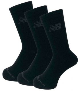 New Balance Calcetines Performace Black - Chaussettes Running
