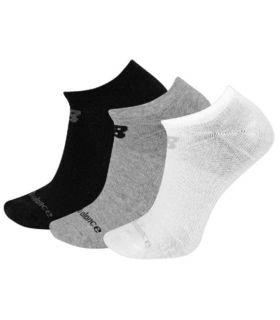Calcetines Running - New Balance No Show multi gris Zapatillas Running