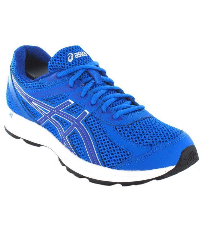 Zapatillas Running Hombre - Asics Gel Braid 406 azul Zapatillas Running