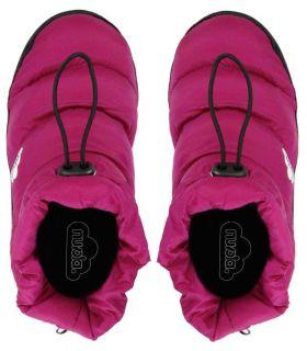 Pantuflas - Nuvola Boot Home Fucsia fucsia Calzado