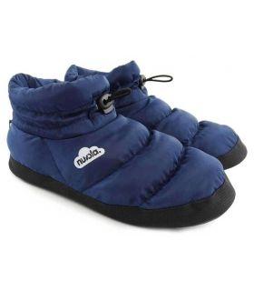 Pantuflas - Nuvola Boot Home Marino azul marino Calzado