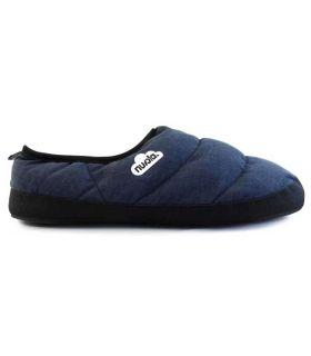 Pantuflas - Nuvola Classic Marbled Chill Dark Navy azul marino Calzado