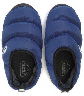 Pantuflas - Nuvola Classic Dark Navy azul marino Calzado