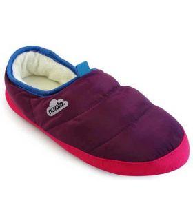 Pantuflas - Nuvola Classic Marbled Party Purple morado Calzado