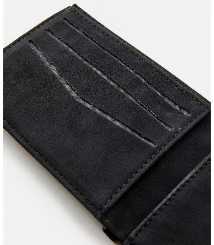 Carteras - Rip Curl Cartera Archie RFID PU Slim negro Lifestyle