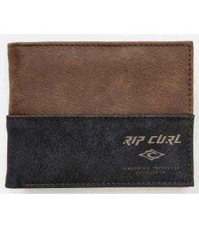 Rip Curl Portfolio Archie RFID PU Slim Brown - Portfolios