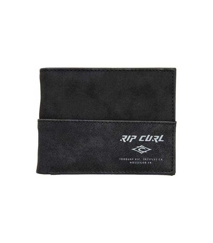 Carteras - Rip Curl Cartera Archie RFID PU All Day negro Lifestyle