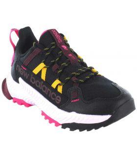 Zapatillas Trail Running Mujer - New Balance Shando CR7 W negro Zapatillas Trail Running