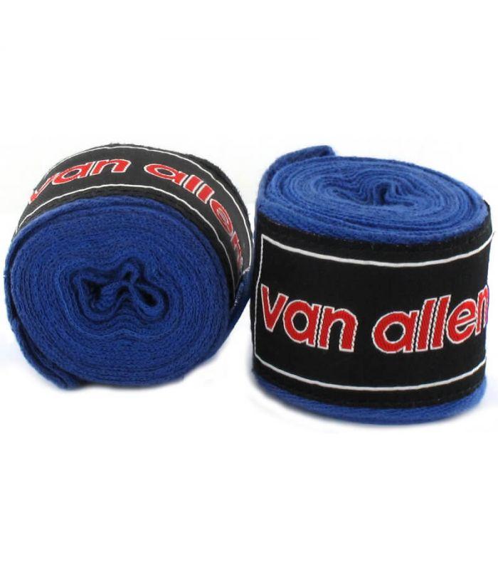 Bandages Boxing Blue