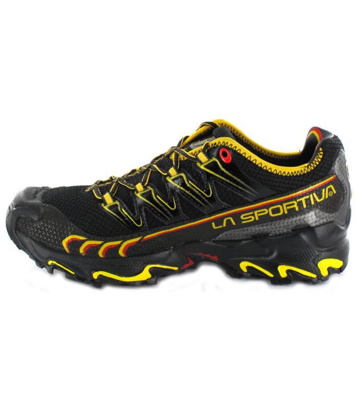 Zapatillas Trail Running Hombre - La Sportiva Ultra Raptor negro Zapatillas Trail Running