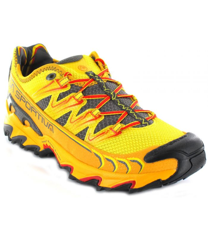 La Sportiva Ultra Raptor Amarillo Zapatillas Trail Running