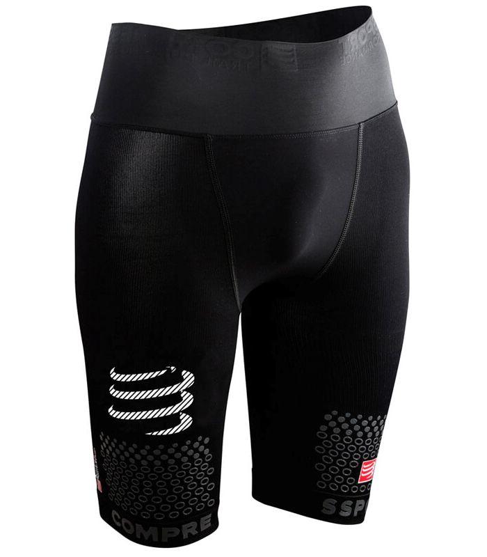 Pantalones técnicos running - Compressport Pro Racing Trail Running Short Textil Running