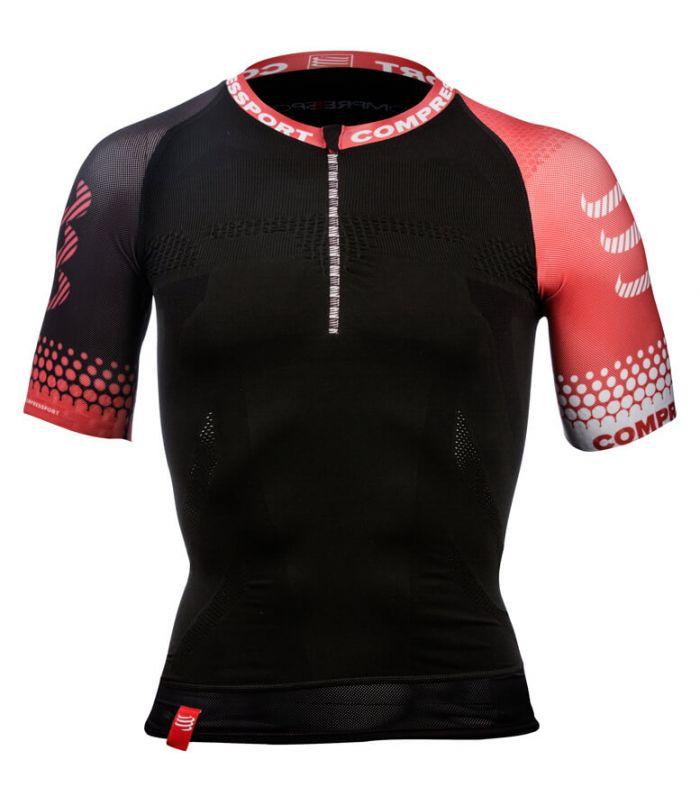 Compressport Pro Racing Trail Running Shirt Compressport Camisetas Técnicas Trail Running Textil Trail Running