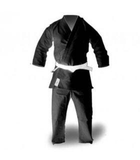 Kimono Negro BA BoxeoArea Ninjitsu Artes marciales