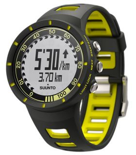 Suunto Quest Yellow + POD speed