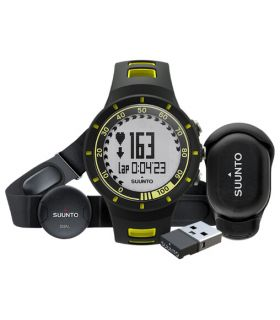 Suunto Quest Speed Pack Yellow + Dual Belt regalo