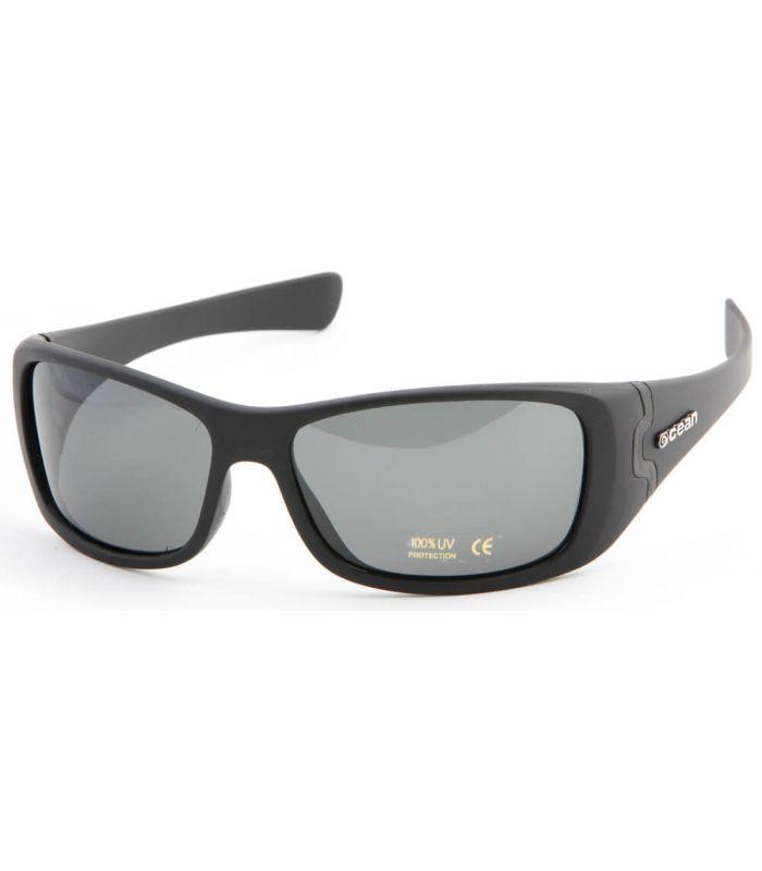 Ocean Sunglasses Sunset Beach Black