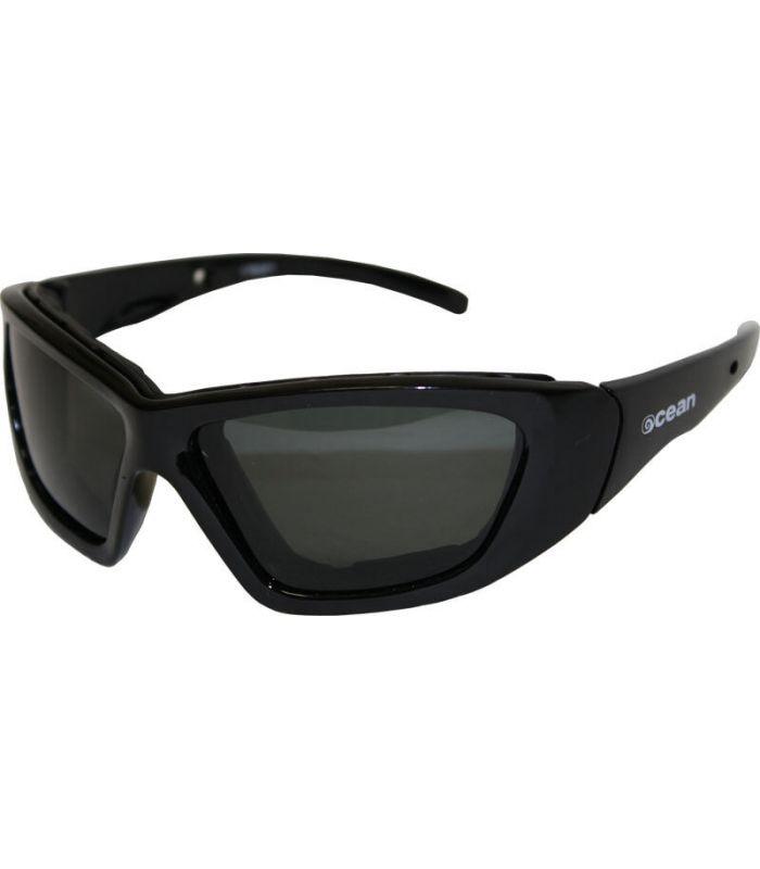Ocean Sunglasses Biarritz Black - Sunglasses Running