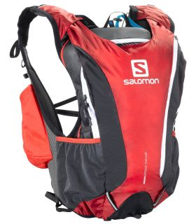 Salomon Skin Pro 14+3 Set Red