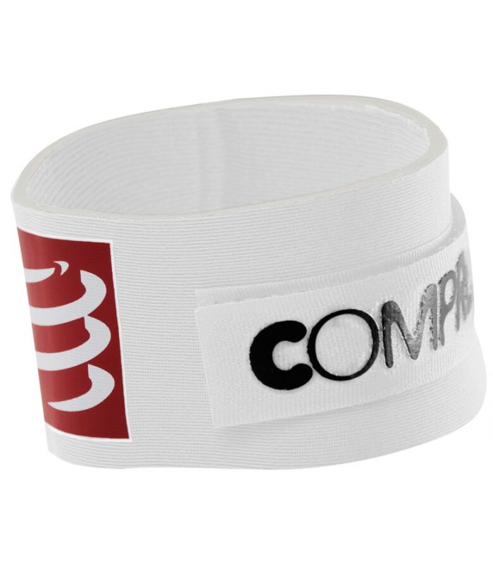 Compressport Porta Un Blanc Puce