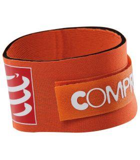 Compressport Porta Chip Naranja