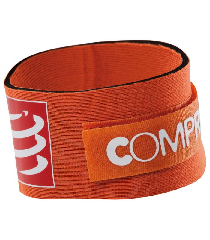 Compressport Porta Chip Naranja Inicio Compressport La pulsera