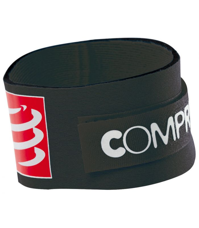 Compressport Porta Puce Noir