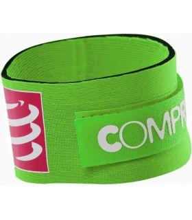 Compressport Porta Puce Vert