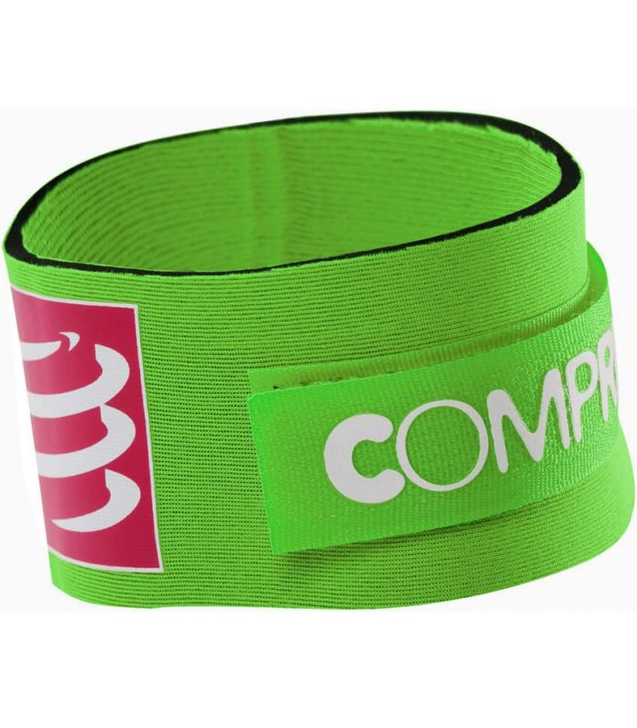 Compressport Porta Chip Verde