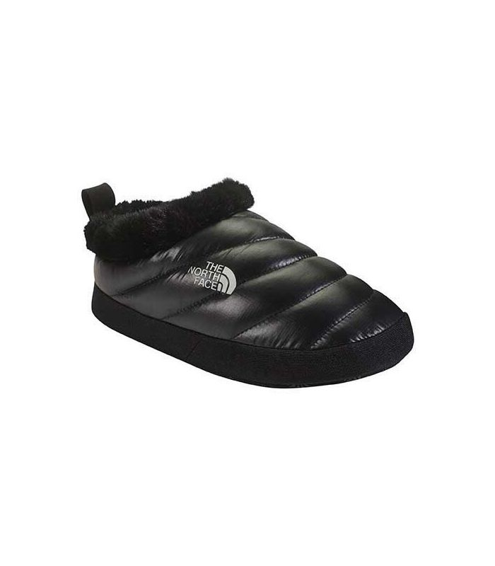 The north Face Nuptse Tent Mules Fur II W Negro